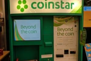 スーパーマーケットでビットコイン購入可能に。CoinstarとCoinmeが自販機設置