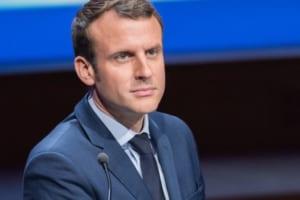 仏マクロン大統領、EUにブロックチェーンの農業活用提案