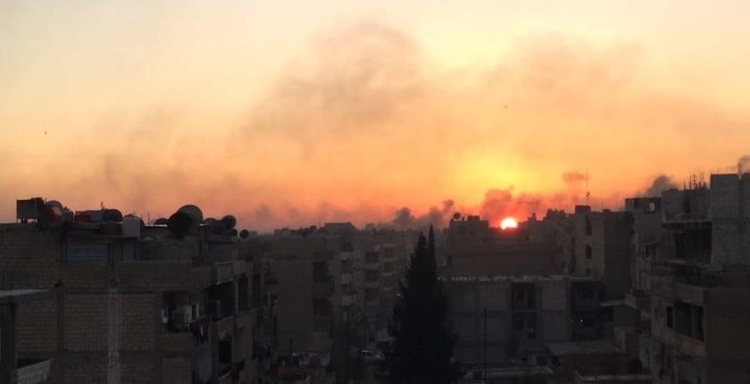 砂と死と仮想通貨:北シリア民主連邦から