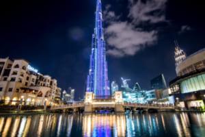 世界一の高層ビルも建設。ドバイ不動産企業が自社施設で使えるトークン発行