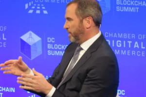 リップルCEO、JPMコインは「意味が分からない」
