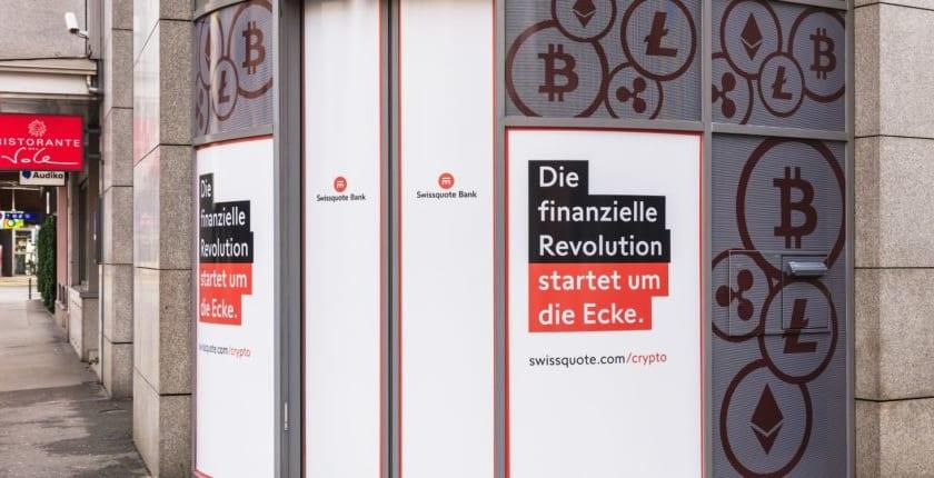 「核攻撃にも耐えられる」スイスの銀行が仮想通貨保管サービス開始