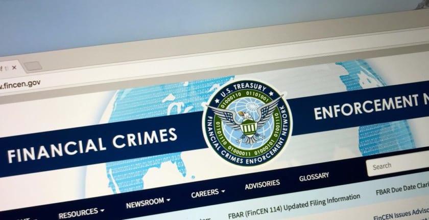 米当局がビットコイントレーダーに初の罰金。マネロン規制違反で
