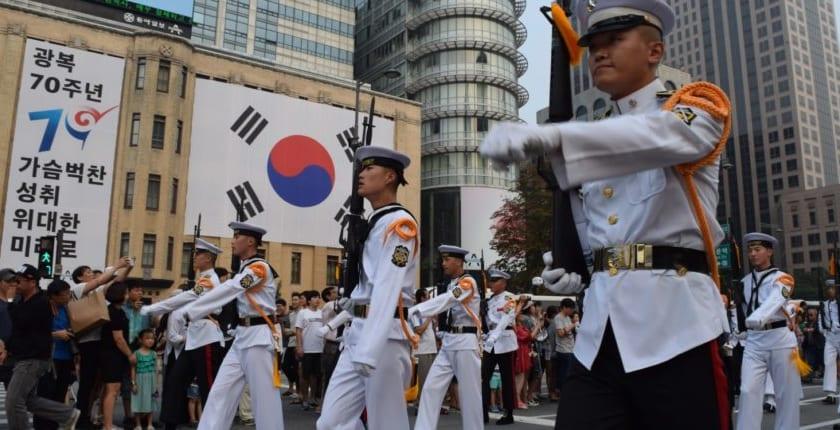 韓国の防衛事業庁、ブロックチェーンの試験運用を開始へ。政府主導で民間に広げる