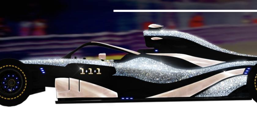 F1ゲームに「車、パーツ」のクリプト・コレクタブル登場。お値段は驚きの1000万円