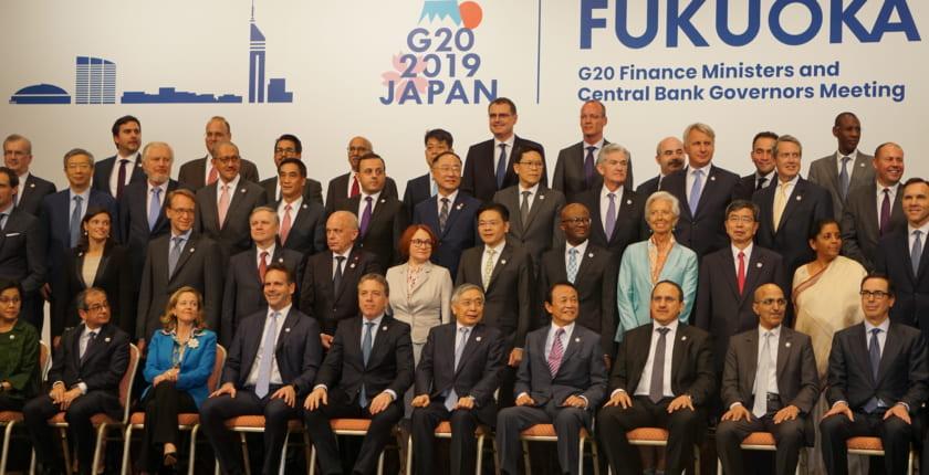 """仮想通貨サービス提供業者に""""銀行並み""""の厳しい基準、6月21日にも採択へ:G20福岡"""