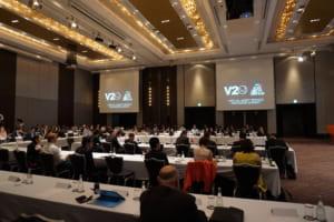 "G20の大阪で仮想通貨の""V20""が開幕。日本、アジア、豪州から政治家、官僚、取引所、規制当局者ら集まる"