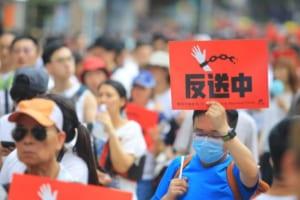 仮想通貨と香港のデモの重要なつながり