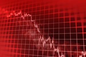 仮想通貨の時価総額、24時間で800億ドル下落。ジェットコースター相場に