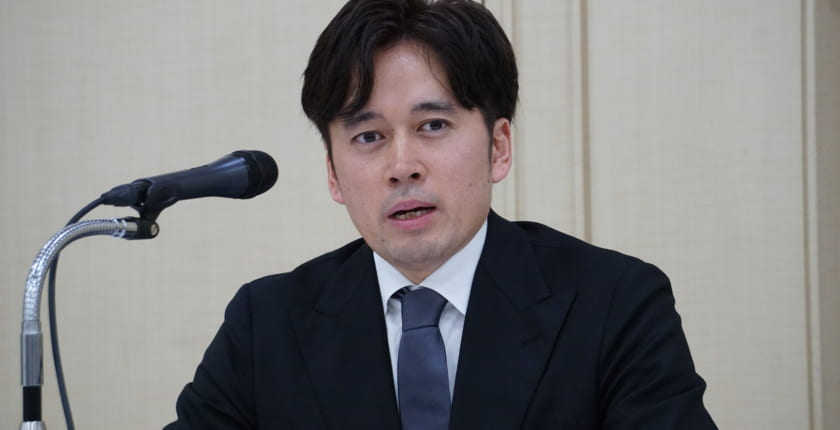 ビットポイント:行政処分の解除から2週間で襲った不正流出──小田社長、声を震わせた90分会見
