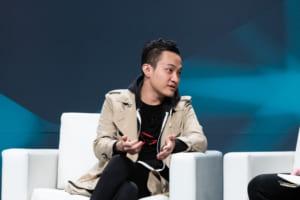 トロン創業者、中国メディアが提起する違法資金調達の疑惑を否定