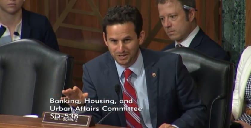 米上院議員:ブロックチェーンは、金融包摂を生み出すのには不十分