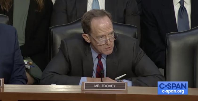 ビットコイン、リブラについての上院公聴会であまり触れられず