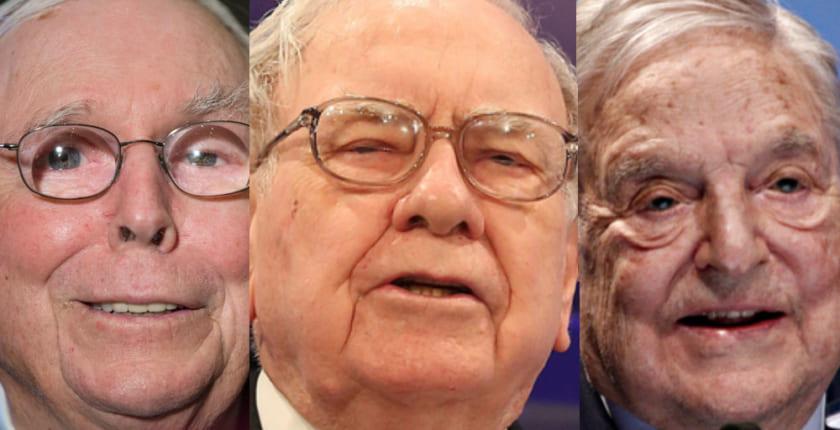 バフェット、ソロス、ダリオ……著名投資家が仮想通貨についてどう発言したか