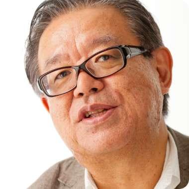 村井 純(慶應義塾大学 環境情報学部教授)