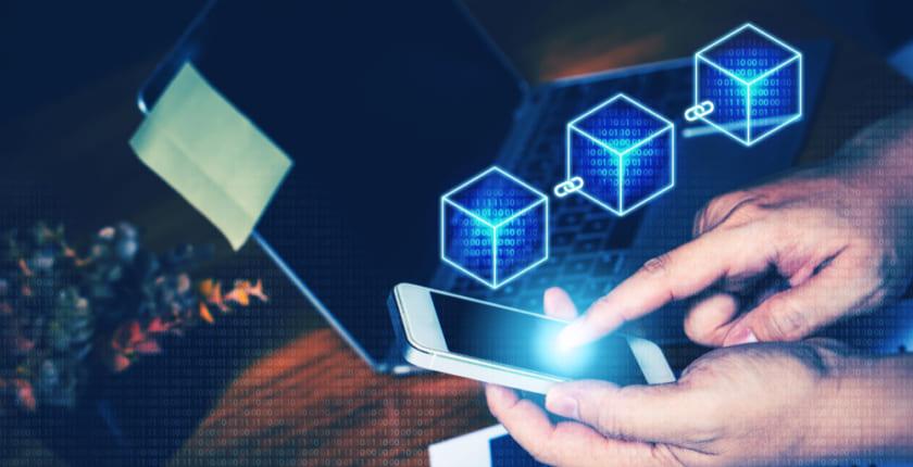 ブロックチェーンスマホなどデバイス市場が5年で6倍に【予測】