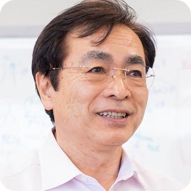 阿部 力也氏(デジタルグリッド代表取締役会長・最高技術責任者)
