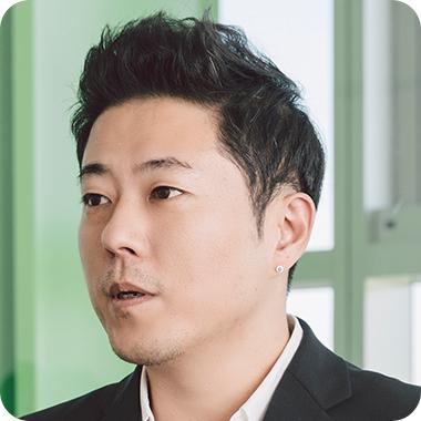 高 永受氏(LVC 代表取締役)