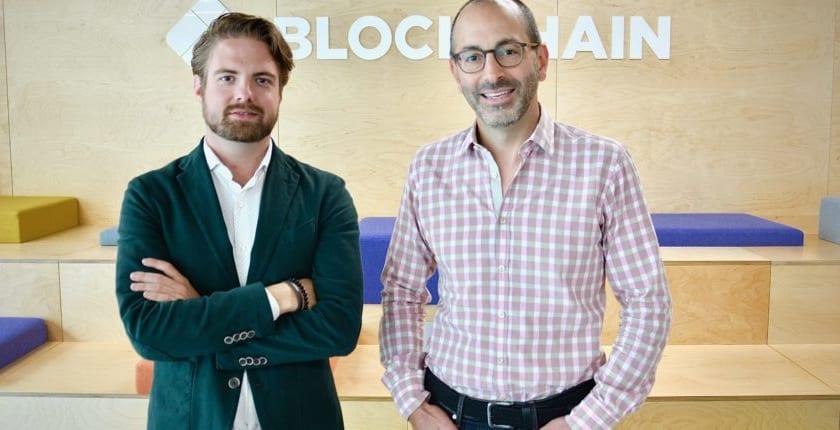 ブラックロックからブロックチェーンへ——進む金融業から仮想通貨業への転身