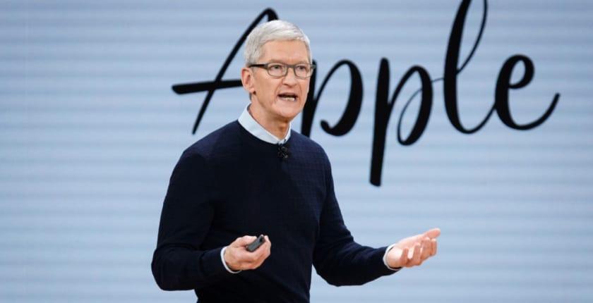 通貨発行は政府の役割、民間企業ではない:アップルのティム・クックCEO