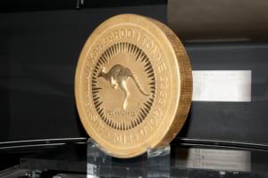 世界初、造幣局が保証する「金(ゴールド)トークン」発行へ──豪パース