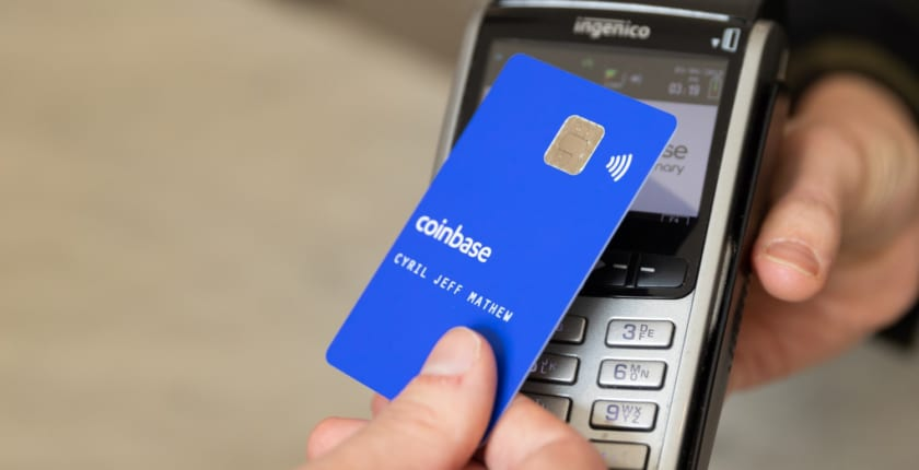 コインベースのデビットカード、リップル(XRP)など5仮想通貨にも対応、新たに10カ国でも発行