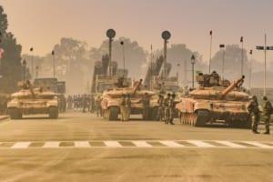 次世代の戦争にブロックチェーンは不可欠:インド国防相