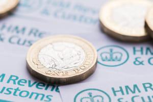 企業向け仮想通貨ガイダンスを発行:イギリス税務当局