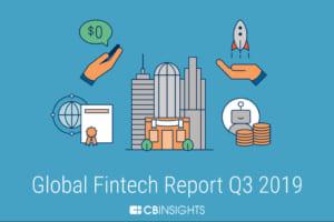 インドのフィンテックスタートアップ調達額が中国を超える、アジアのユニコーンは10社──CB Insights【2019Q3】