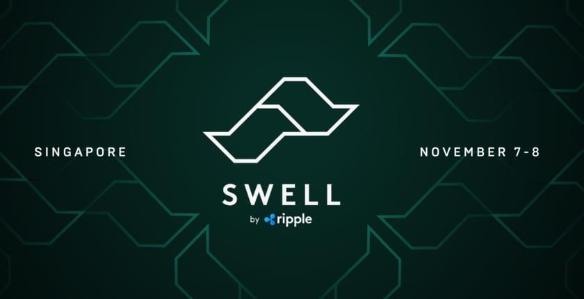 米リップルの大型イベント「SWELL」、11月7-8日にアジア初開催——2019年リップル注目の動き振り返り