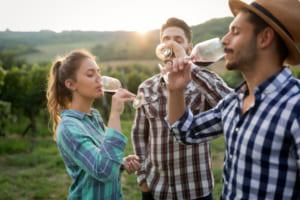 KPMGがサプライチェーン追跡のブロックチェーンを正式開始──ワインの追跡で試験実施