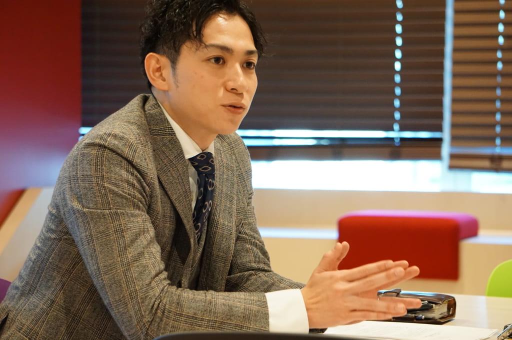 三菱UFJ信託銀行 経営企画部FinTech推進室 齊藤達哉氏