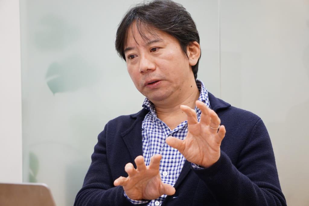 仮想通貨ビジネス協会(JCBA)会長とビットバンク社長を務める廣末紀之氏
