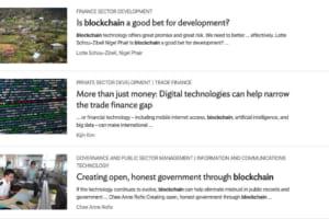 新総裁が就任、アジア開発銀行のブロックチェーンの取り組みは?【ADB】