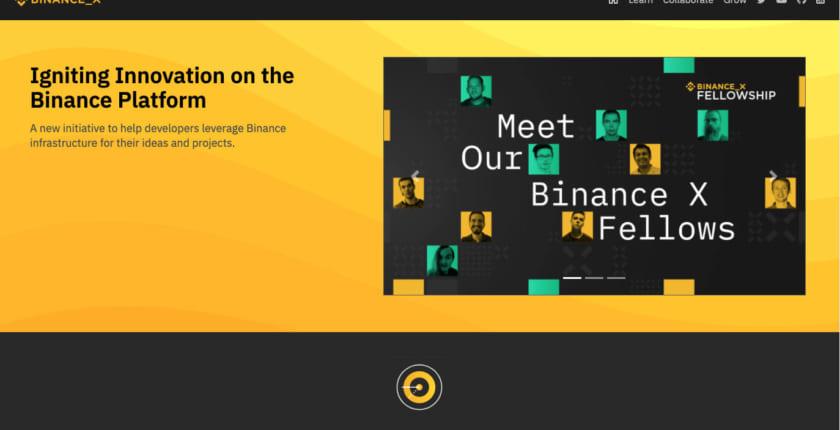 バイナンスが提供する開発者プラットフォーム「Binance X」とは何か