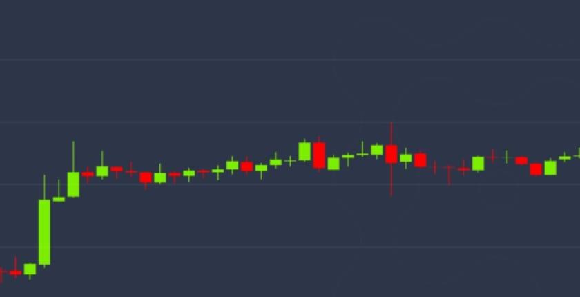 ビットコイン、1時間で約2万円高騰