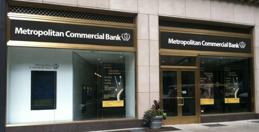 仮想通貨関連企業からの預金が52%減少、米銀行間での競争激化:メトロポリタンコマーシャルバンク
