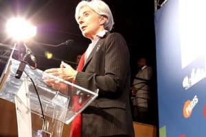 ECBはデジタル通貨の開発を望んでいる、だが民間の取り組みを妨げることはない:ラガルド総裁