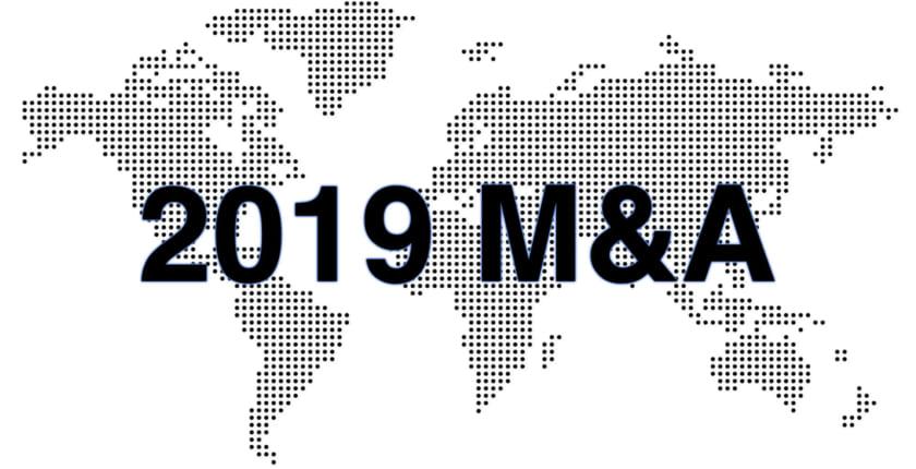2019年の日本企業M&A件数が過去最多、SBグループ目立つ──レコフ調べ【合併・買収】