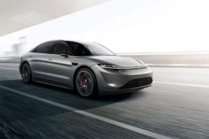 ソニーの自動車が示す仮想通貨の未来とは?【CES 2020】