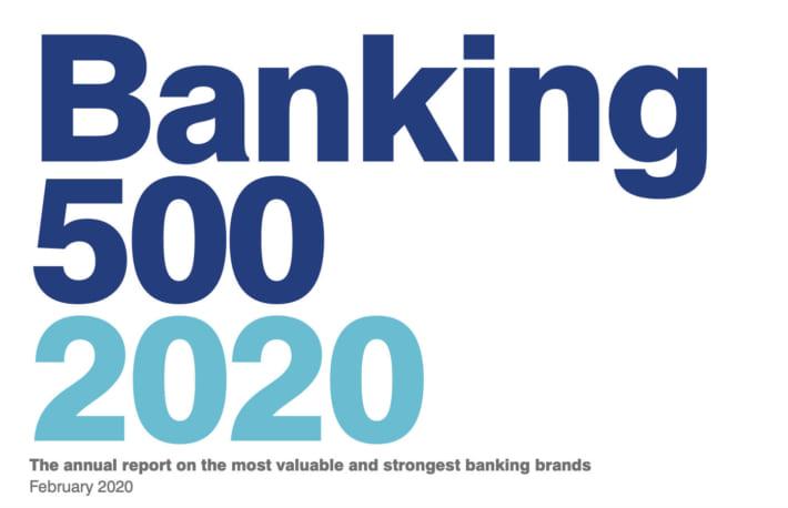 世界の価値ある銀行トップ500、日本勢はSMBCが22位 上位は米中独占【Banking 500ランキング】