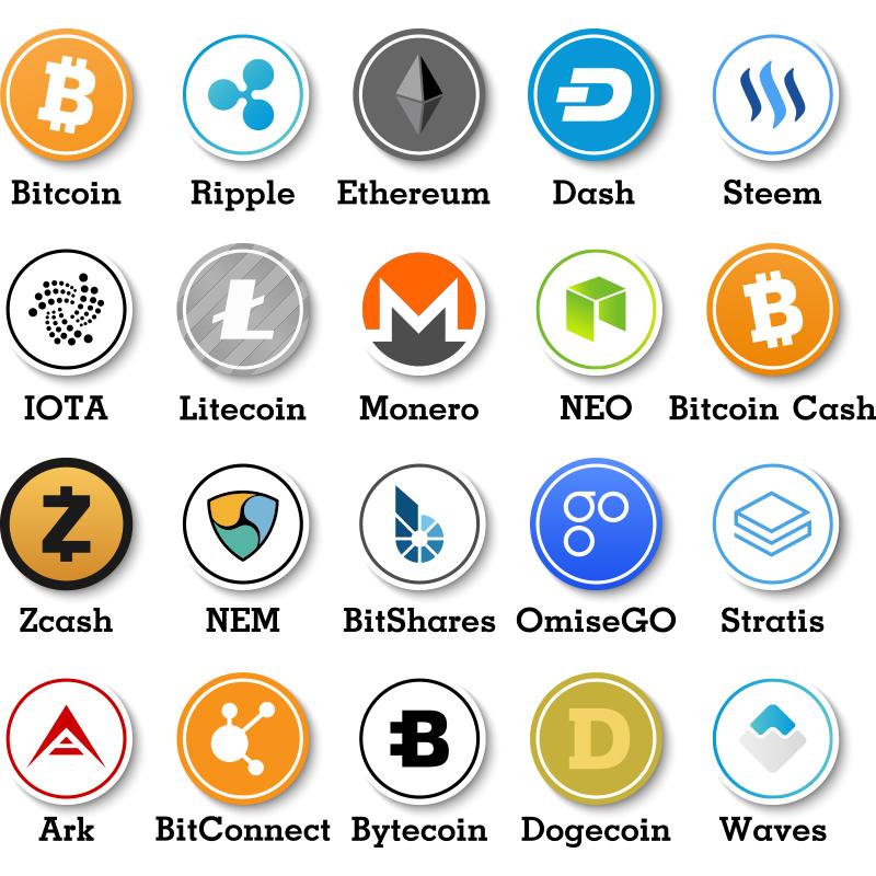 通貨 種類 仮想