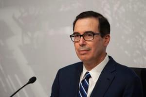 「重大な」規制を準備中、米財務長官が警告