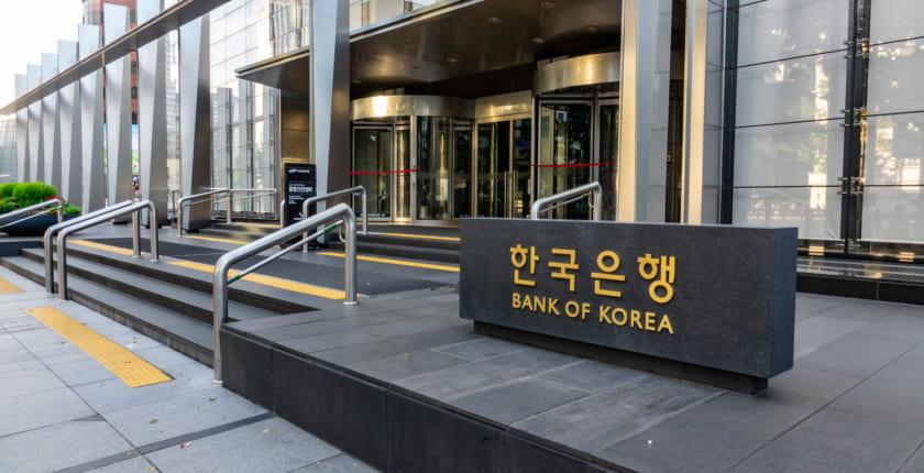 韓国の中央銀行、債権市場向けブロックチェーンシステム構築へ