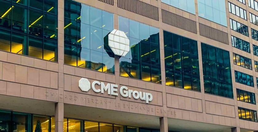 CMEビットコイン先物の日次出来高は今年最低に、だがこれは強気相場のサイン