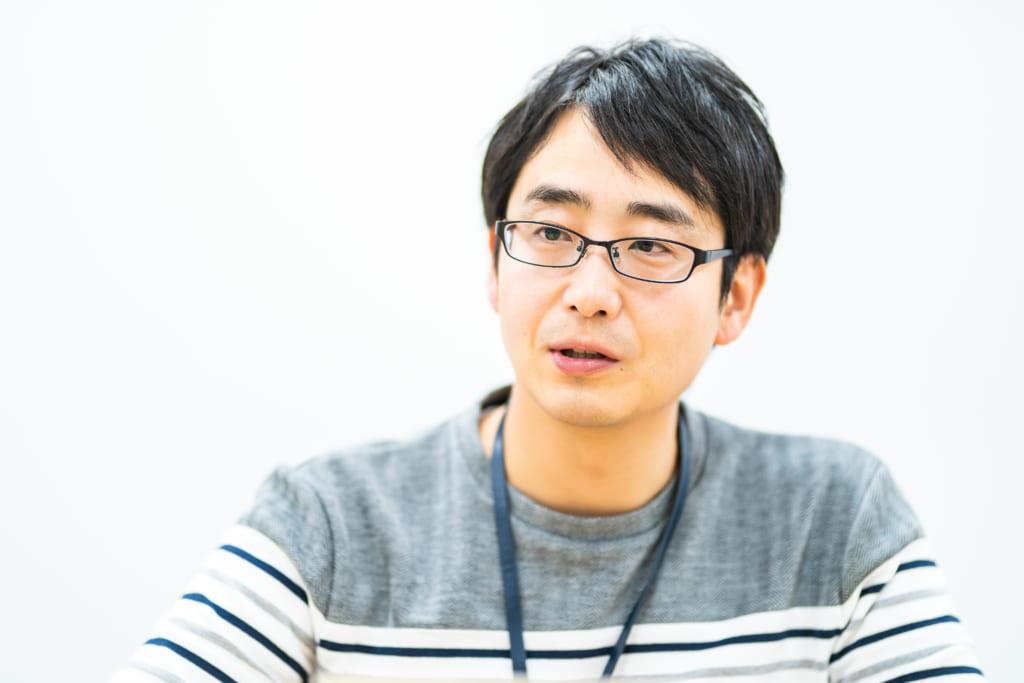 カンム代表取締役社長八巻渉氏