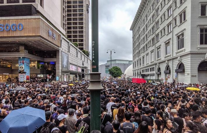 自由が危うい状況で、香港の人々はビットコイン独自の価値を理解している