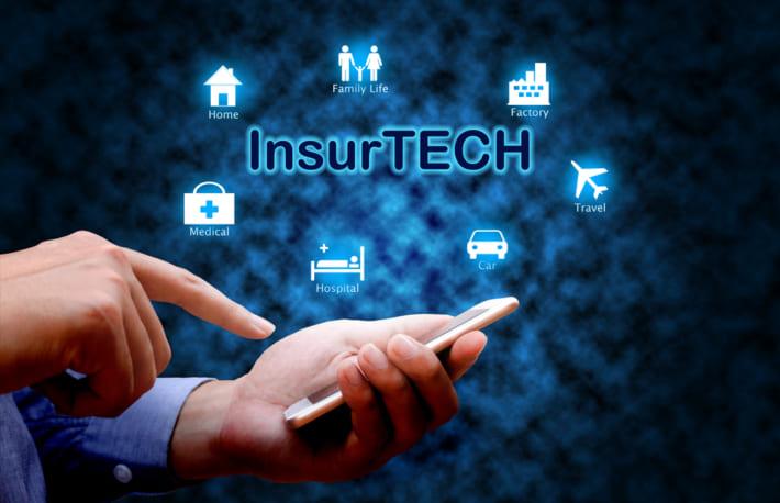 国内保険テック市場は890億円、前年度比25%成長【インシュアテック】