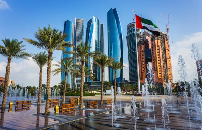 中東・アブダビは、暗号資産企業のオアシスか?