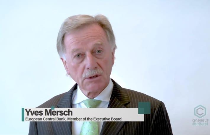 欧州中央銀行、リテール型デジタル通貨を検討【Consensus: Distributed】